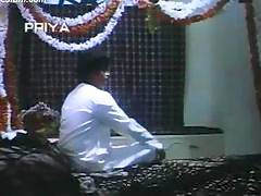 Desi suhaag raat masala video A hot masala video featuring guy unpacking his wife on first night