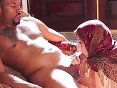 Arab Girl Suck Black Cock - PornFrost.com