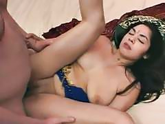Cute indian riding a cock deep in her hot pussy